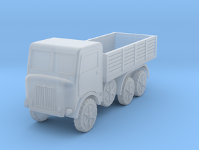 Dovunque truck  1:200 in Smooth Fine Detail Plastic