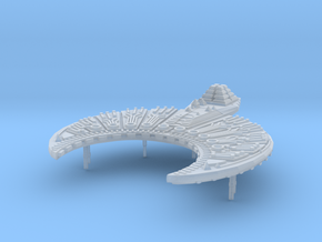 Cairn Tomb Ship in Smooth Fine Detail Plastic