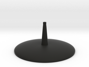 ! - Large Base in Black Natural Versatile Plastic