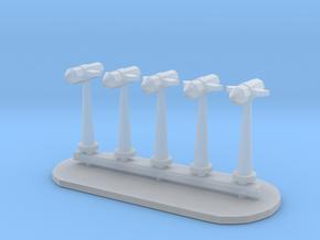 Rockets Sprue - Variant 6 in Smooth Fine Detail Plastic