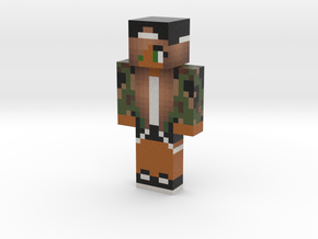 Taylor%0A | Minecraft toy in Natural Full Color Sandstone