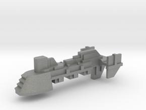 Escort - Concept 2  in Gray PA12