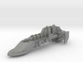 Escort - Concept 1  in Gray PA12