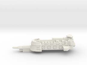 Armed Renegade Chaos Escort in White Natural Versatile Plastic