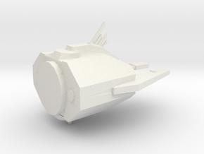 Demiurg Escort - Concept D in White Natural Versatile Plastic