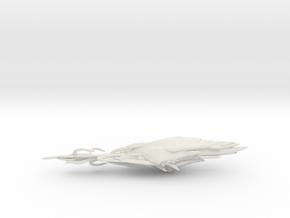 Actoid Hive Kraken - Concept B  in White Natural Versatile Plastic