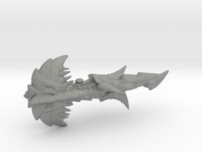 Hive Spore Cruiser - Concept A  in Gray PA12
