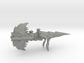 Hive Spore Cruiser - Concept B  in Gray Professional Plastic