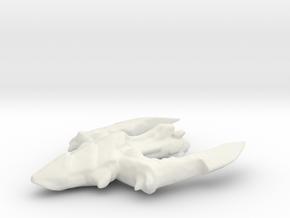 Sporic Lite Cruiser - Concept A  in White Natural Versatile Plastic