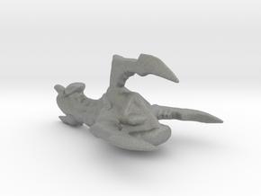 Sporic Strike Escort - Concept A  in Gray Professional Plastic