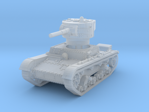 T 26 B Tank 1/144 in Smooth Fine Detail Plastic