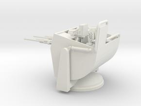 1/16 Elco - PT Turret C-IV (THUNDERBOLT) in White Natural Versatile Plastic