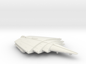 3788 Scale Hiver Heavy Dreadnought (DNH) MGL in White Natural Versatile Plastic