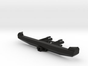 PM10009 Metric Overland REAR Bumper in Black Natural Versatile Plastic