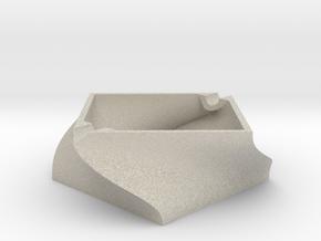 Magnum   ASHTRAY in Natural Sandstone