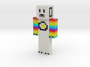 EGGSTHESEAL | Minecraft toy in Natural Full Color Sandstone