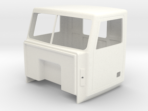 Western Star Style Daycab in White Processed Versatile Plastic