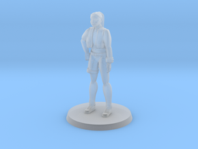 Ship Mechanic  in Smooth Fine Detail Plastic