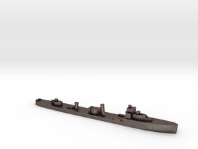 HMS Velox LR Escort 1:2400 WW2 in Polished Bronzed-Silver Steel