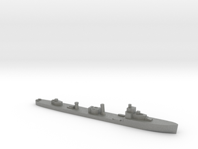 HMS Velox LR Escort 1:1800 WW2 in Gray PA12
