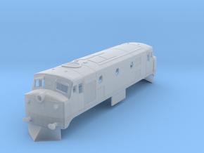 b-160fs-ceylon-m1-diesel-loco in Smooth Fine Detail Plastic