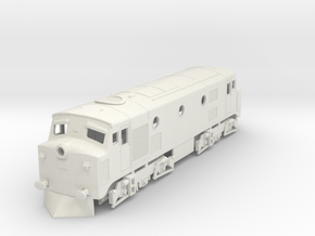b-100-ceylon-m1-diesel-loco1 in White Natural Versatile Plastic