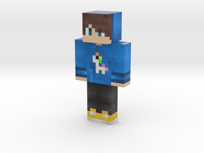 zAimed | Minecraft toy in Natural Full Color Sandstone