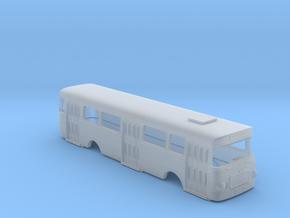 Roman 112 U Bus Body Scale 1:160 in Smooth Fine Detail Plastic