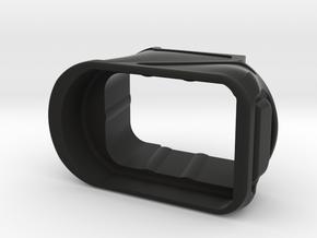 SIG Sauer P224 magazine grip sleeve in Black Natural Versatile Plastic
