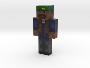 Kingbill23 | Minecraft toy in Natural Full Color Sandstone