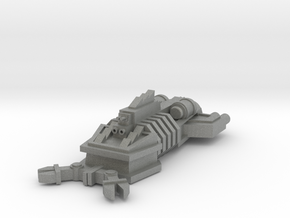 ! - Ram Ship - Concept B  in Gray PA12