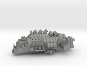 Kill Kruiser - Concept B  in Gray Professional Plastic