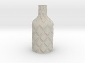 Vase-14 in Natural Sandstone