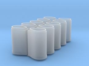 N 1:160 Eiprofilrohr in Smooth Fine Detail Plastic