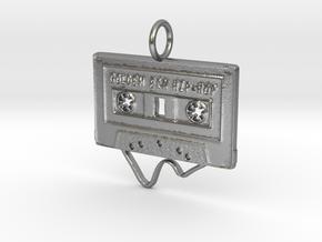 Golden Era Hip-Hop  in Natural Silver