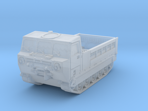 M548 (open) 1/87 in Smooth Fine Detail Plastic