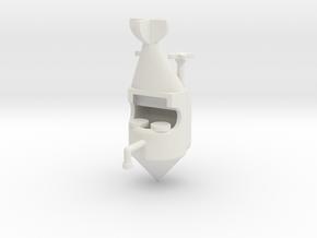 Besatzungsteil U-Boot/1 1:87 in White Natural Versatile Plastic