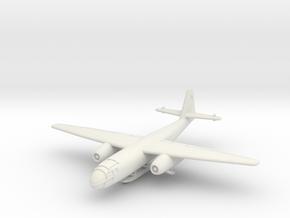 (1:200) Arado Ar 234 V1 (Landing) in White Natural Versatile Plastic