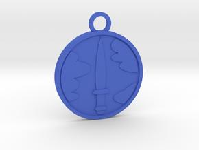 Ace of Swords in Blue Processed Versatile Plastic