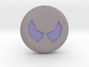 Runescape Soul Rune in Natural Full Color Sandstone