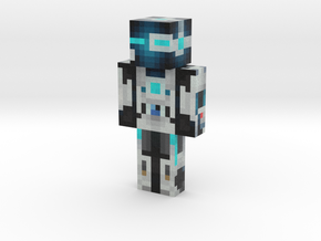 CyberVoidMC | Minecraft toy in Natural Full Color Sandstone