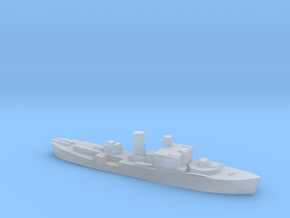 HMS Begonia corvette 1:1800 WW2 in Smoothest Fine Detail Plastic