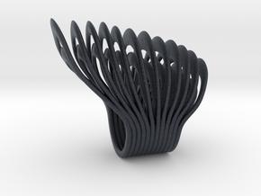 1000 Rings (reduced) - Bjou Designs in Black PA12