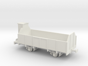 FCL carro Lcm in H0 in White Natural Versatile Plastic