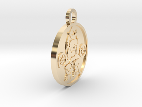 The Chariot in 14K Yellow Gold