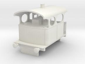 b-76-cockerill-type-IV-loco in White Natural Versatile Plastic