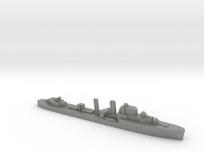 HMS Intrepid destroyer 1:3000 WW2 in Gray PA12