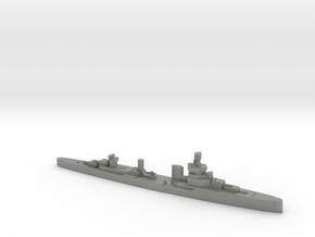 Bartolomeo Colleoni cruiser 1:1800 WW2 in Gray Professional Plastic