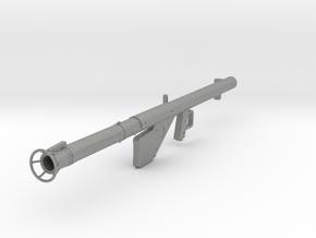 Bazooka M1A1 1/10 in Gray PA12
