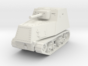 KhTZ 16 Tank 1/87 in White Natural Versatile Plastic